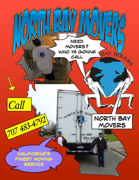 Furniture Movers In Santa Rosa Movers In Sonoma County